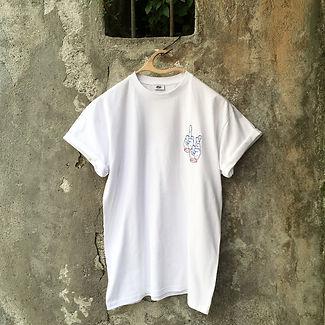 tshirt, tee, embroidery, handmade