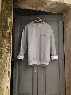 sweatshirt, embroidered, felpa, ricamata