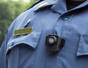 Image of the Body Worn Cameras that the Officers of the Demarest Police Department uses.