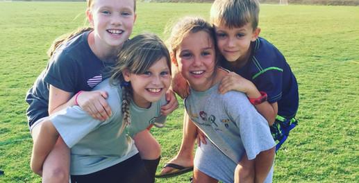 More Than Soccer - Family