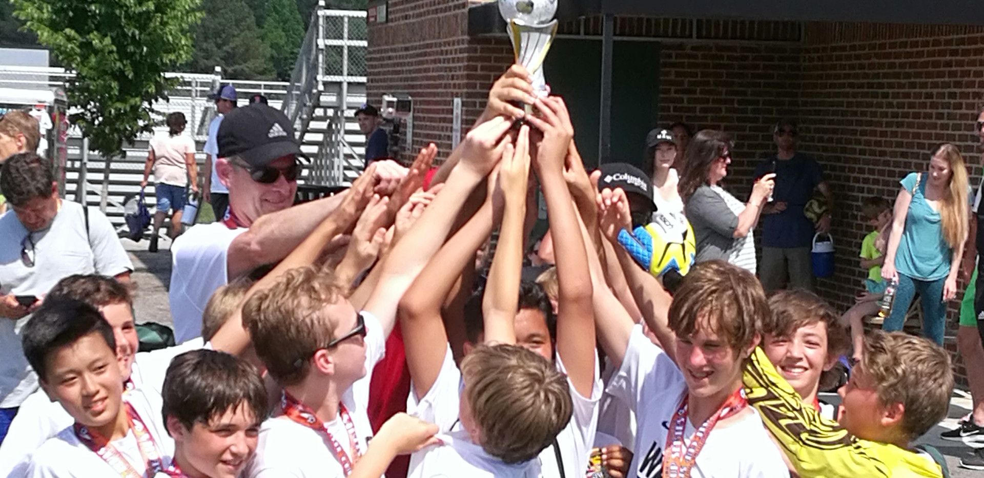 Red Bulls Singer Cup Champs