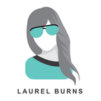 Laurel Burns Minimalist Portrait
