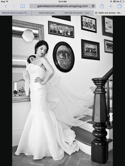Caitlin McCloskey Wedding Dress
