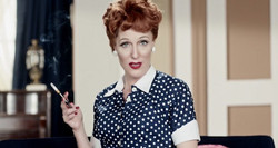 American Gods: Gillian Anderson as Lucy