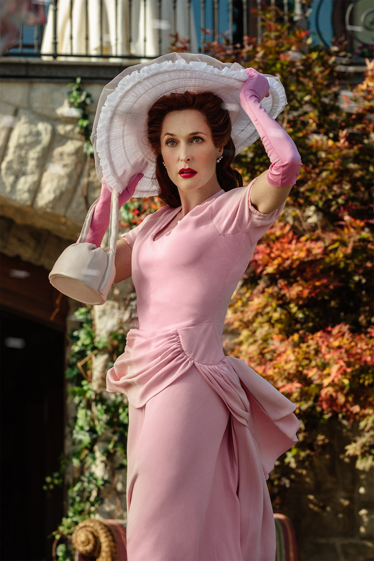 American Gods: Gillian Anderson as Judy