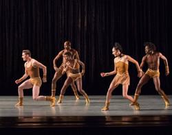 AAADT in Twyla Tharp's The Golden Sectio