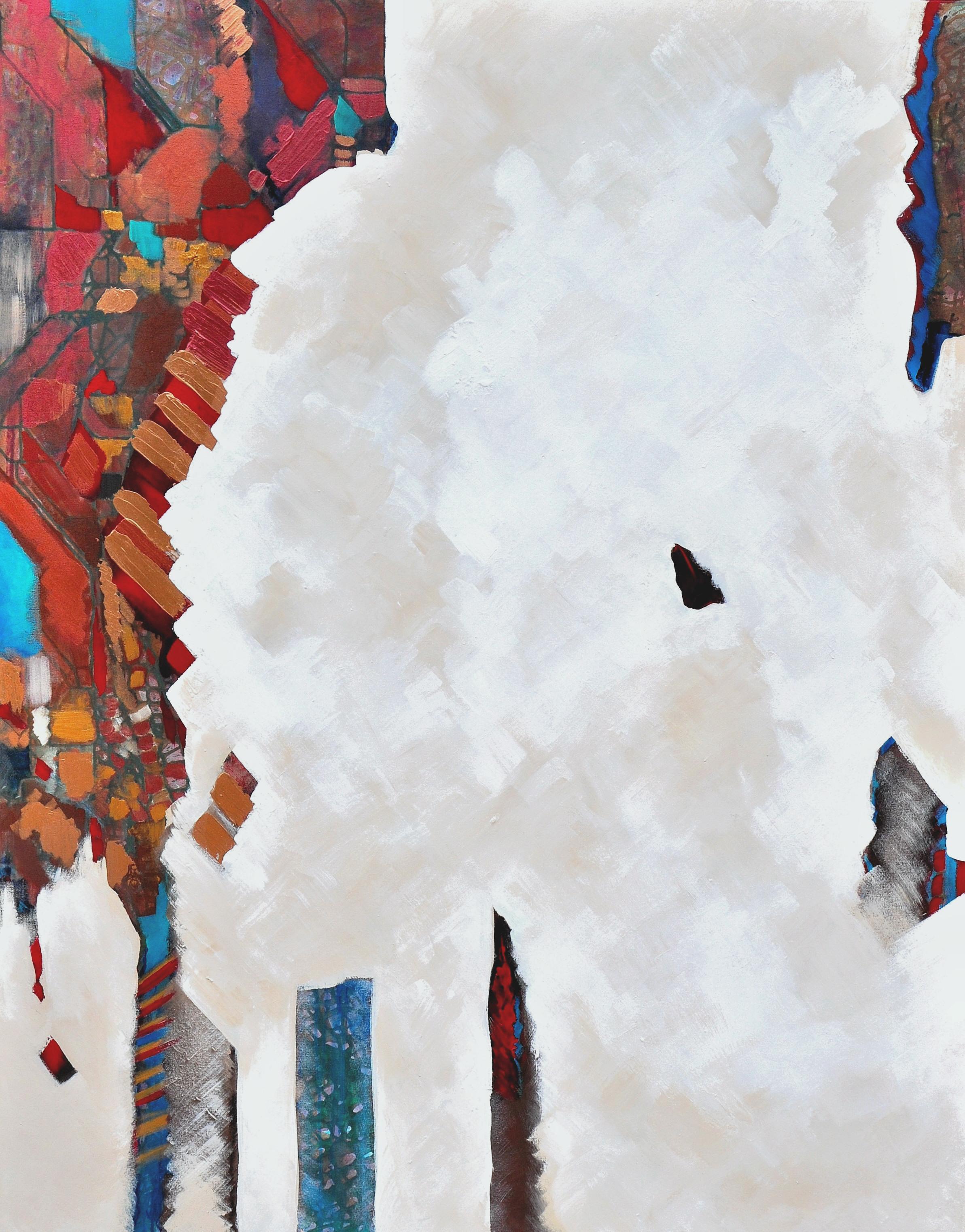 Sandstone 1, 5x4, 2014, Sold