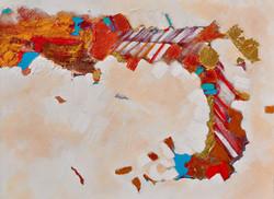 Sandstone 4, 48x36,2013, Sold