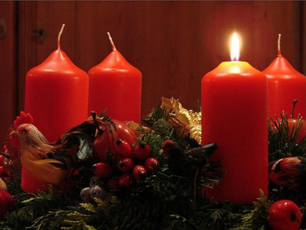 Advent 1: Waking The Ache