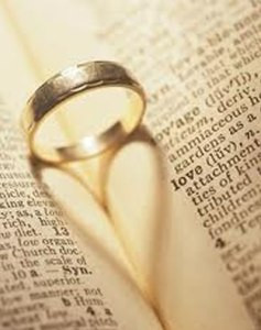 love marriage ring