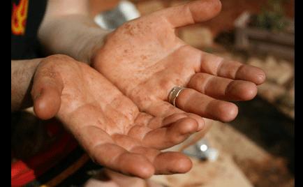 November 19, 2014: A Chaste Messy Bride