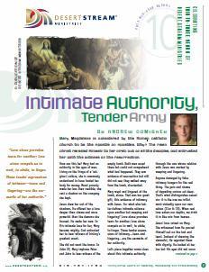 Desert Stream Ministries 2013 Mid-Year Newsletter