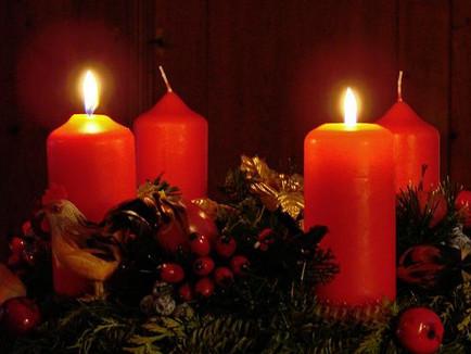 Advent 2: Beauty, Burning