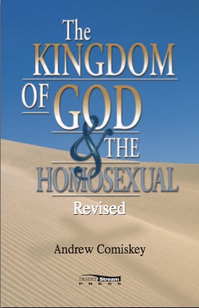 The Kingdom of God and The Homosexual