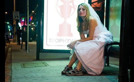 November 7, 2014: Fearful Bride