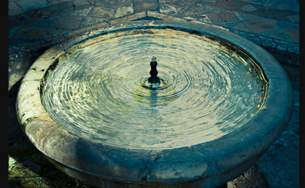 October 20: Fountain of Life from the Dying God