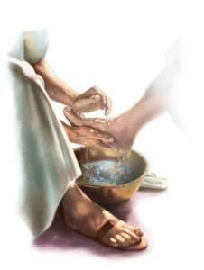 Lent Devotion 7: Foot-Washing for the Filthy Rich