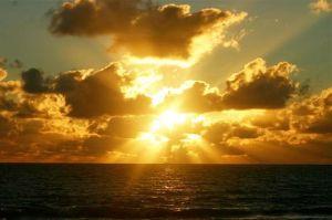 Sunrise Photo by Elvert Barnes