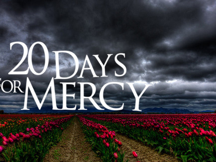 Mercy 10: Merciful Justice