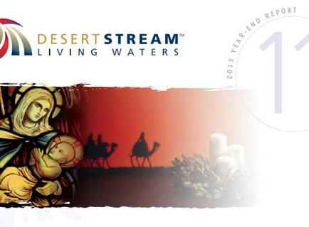 Desert Stream 2013 Year-End Newsletter