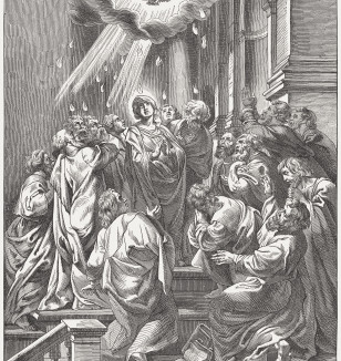 Pentecost: Power to Live the Truth