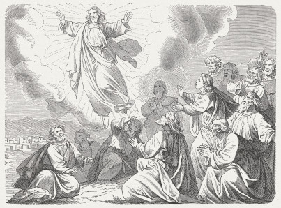 Ascending Fear: Jesus' Absence and Our Authority