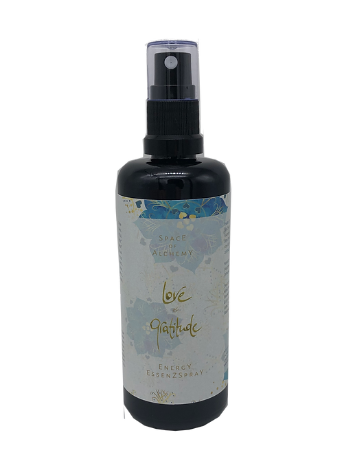 EnergyEssenzSpray Love & Gratitude - Space of Alchemy