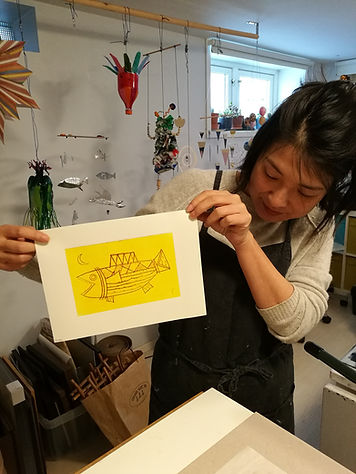to platers trykk, koldnål, trykk, grafikk, printmaking oslo