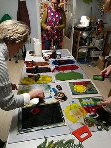 printmaking for adults, woodcut classes, tresnitt , trykksverte, trykk, printmaking