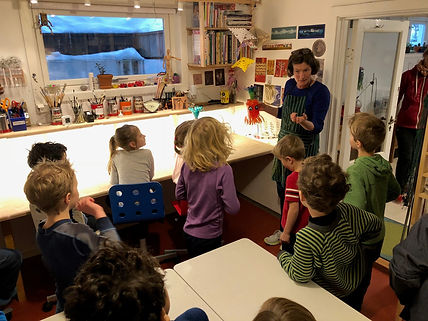 art class oslo, creative birthday parties for kids