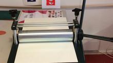 Nyhet! Åpent verksted er nå den stolte eier av en grafikk presse, HS-35 fra Polymetaal i Nederland.
