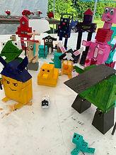 barnakunstkurs, sommerskole, kunst, barn, creativity