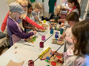 summerschool oslo, artcamp, kunstneriske sommerskole barn,