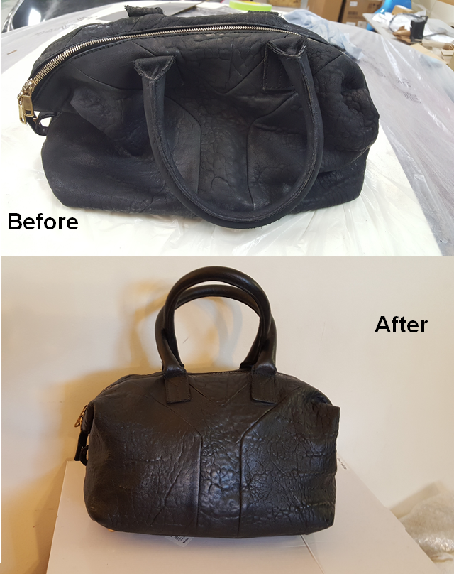 Yves Saint Laurent Bag Repair And Restoration