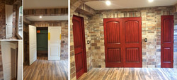 Doors Refinishing