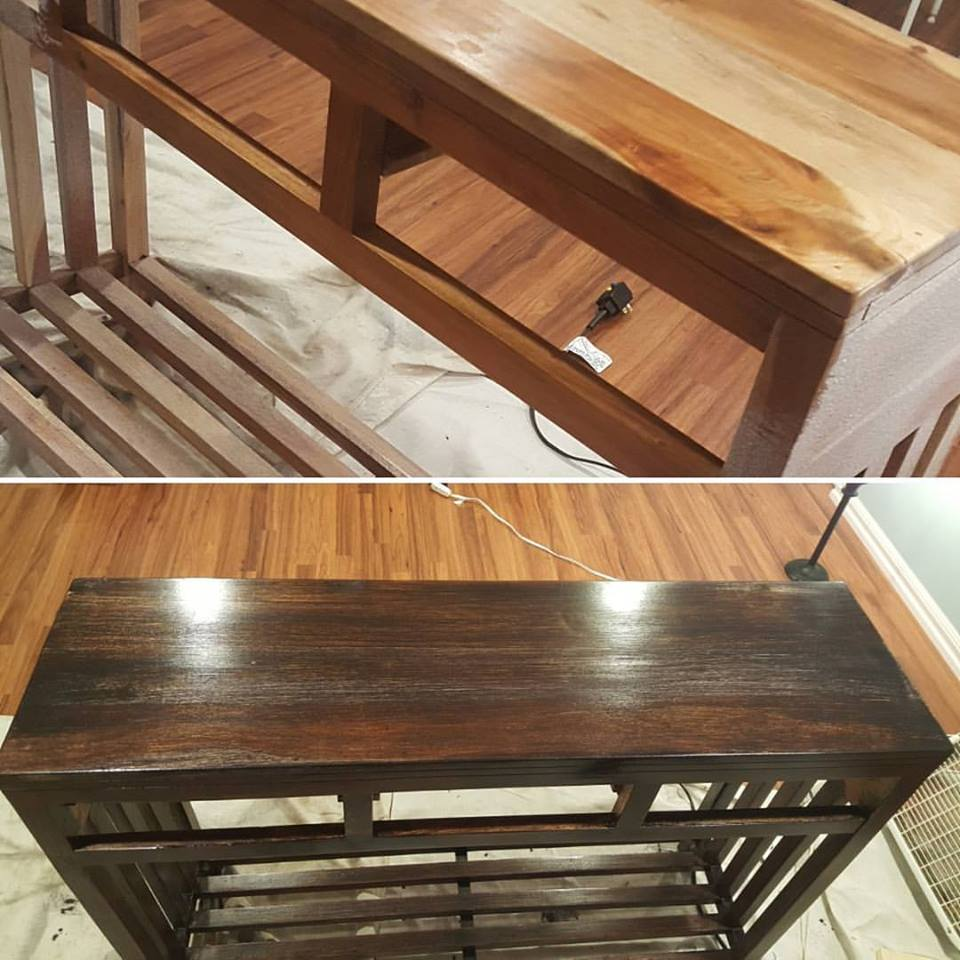 Refinishing and Color Change