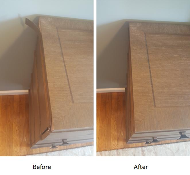 Dresser Repair