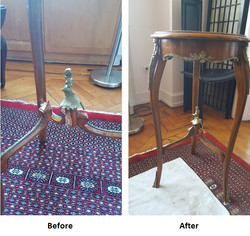 Antique repair and restoration