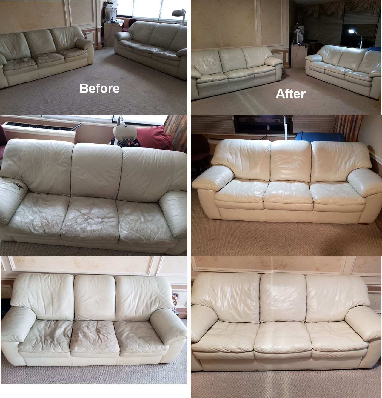 Leather Repair Services  Furniture  Automotive  Bags