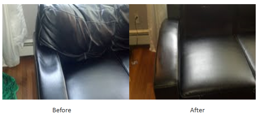 broken sofa arm