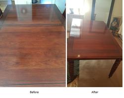 Table Original Finish Restoration  Englewood NJ
