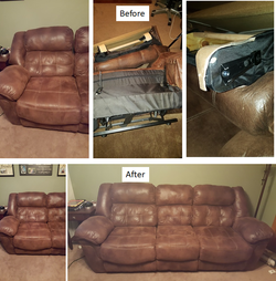 Sofa Recliner Repair