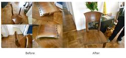 Antique chair restoration repairs