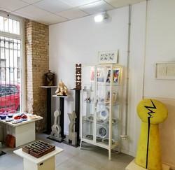 Mi nuevo taller de cerámica de Valencia