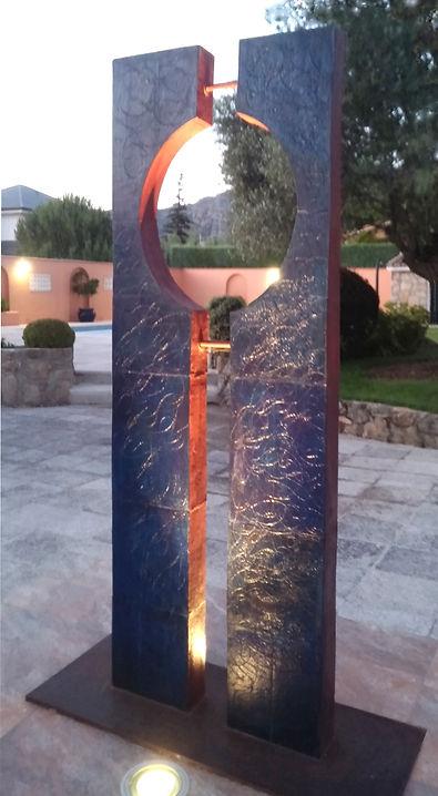 Puerta Azul_Maria de Andres