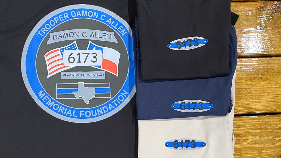 Foundation Challenge Coin T-Shirt