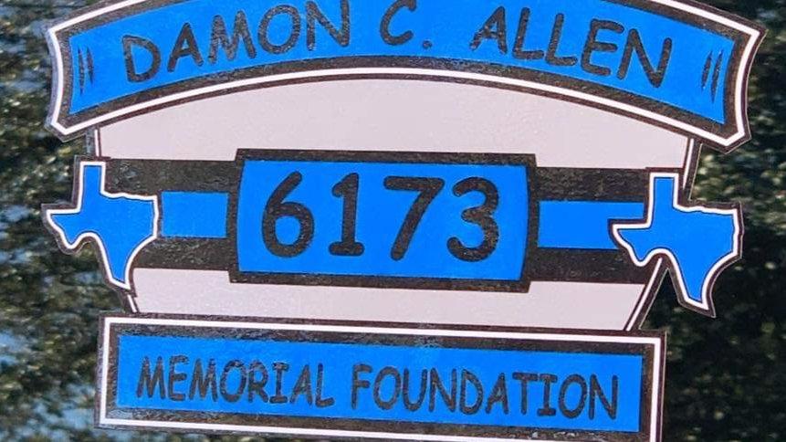 Foundation Logo Sticker