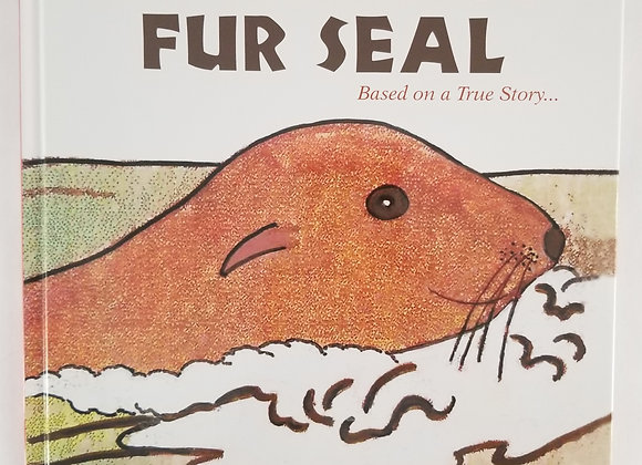 """The Journey of the Northern Fur Seal"""