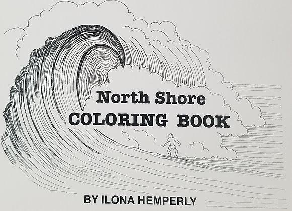 """North Shore Coloring Book"""