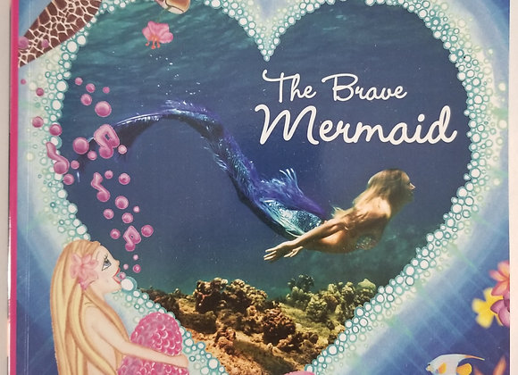 The Brave Mermaid book